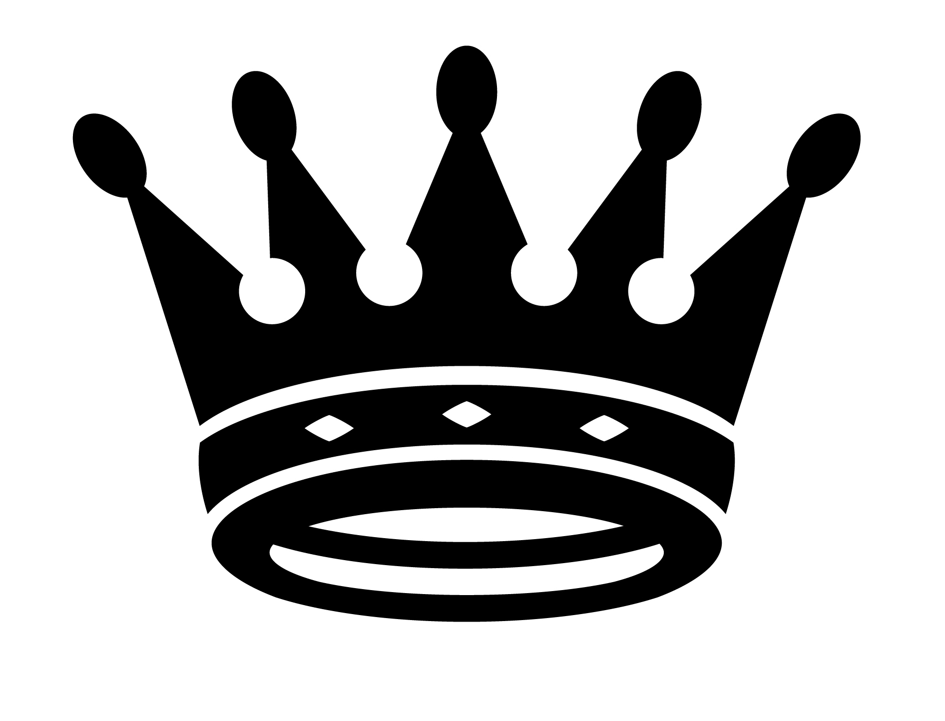 Crown king and queen crown clip art king and queen crown silhouette